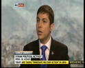Ribal Al-Assad calls on the Syrian regime to allow greater freedoms in response to protests in Sky News interview