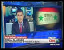 Ribal Al-Assad calls on the Syrian regime to halt the violence and launch reforms in CNN interview
