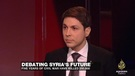 Ribal Al-Assad debates the future of Syria with Ali Veshi on Al Jazeera America